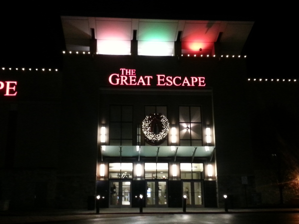Great Escape Christmas
