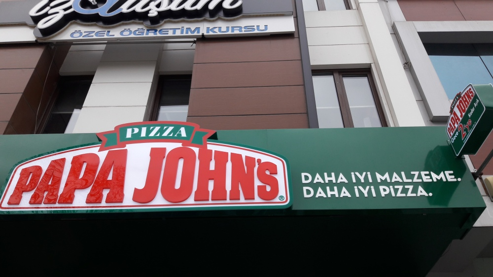 Turkish Papa Johns